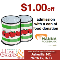 Manna Food Bank Asheville North Carolina